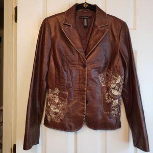 Launry Shelli Segal jacket